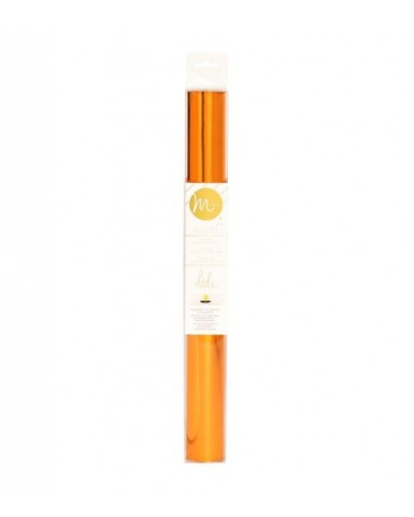 Heidi Swapp – MINC Transfer Foil 31cm x 3m Rolle - Orange