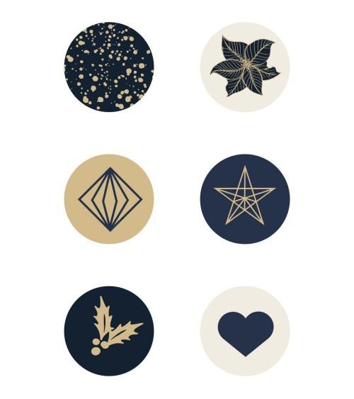 Kaisercraft - Starry Night - Curios