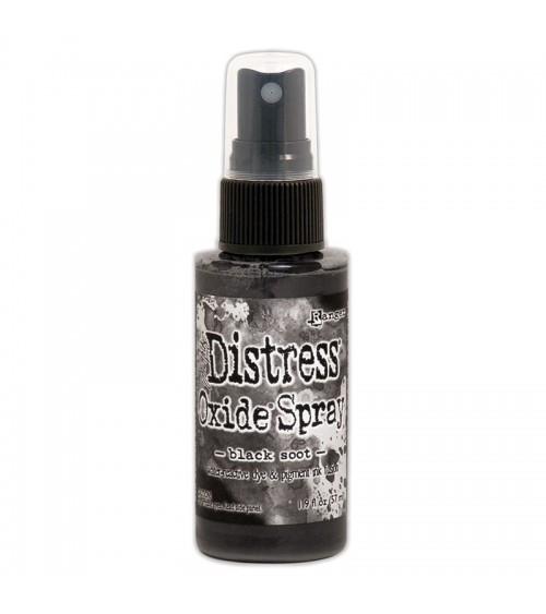 Ranger - Tim Holtz Distress OXIDE Spray - Black Soot