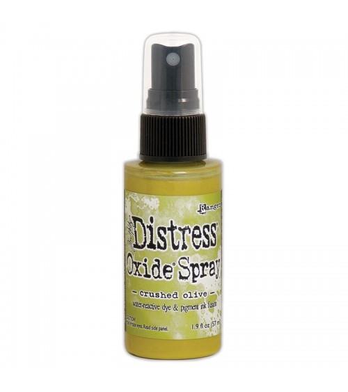 Ranger - Tim Holtz Distress OXIDE Spray - Crushed Olive