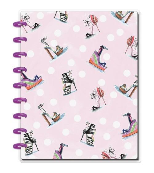 MAMBI - Happy Planner X Rongrong Medium Notebook - Stilettos