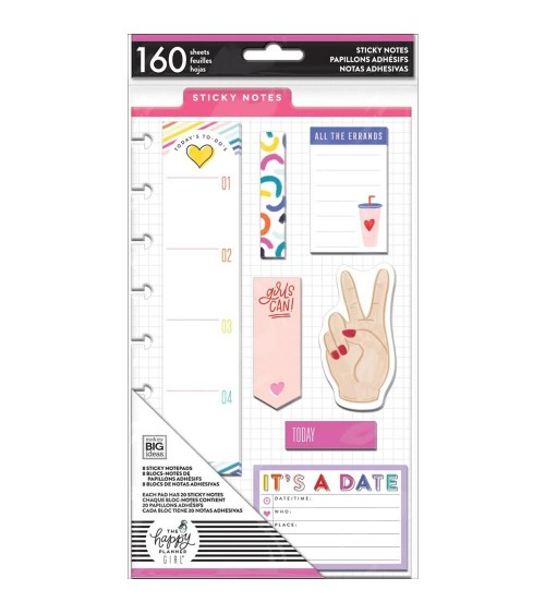 MAMBI - Happy Planner Sticky Notes - Encourager