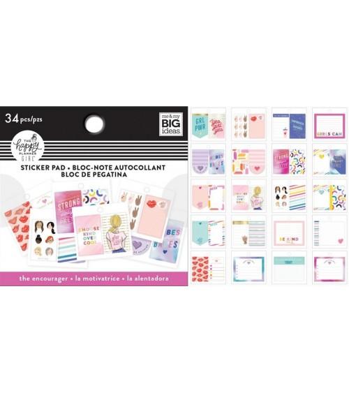 MAMBI - Happy Planner Tiny Sticker Pad - Encourager