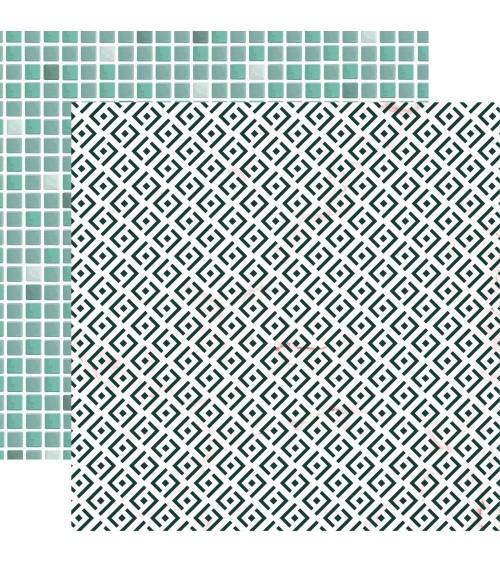 Kaisercraft - Lily & Moss -  Tiles