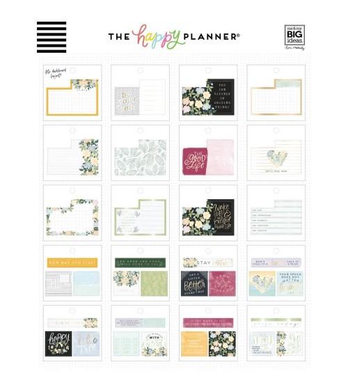MAMBI - Happy Planner Tiny Sticker Pad - Homebody