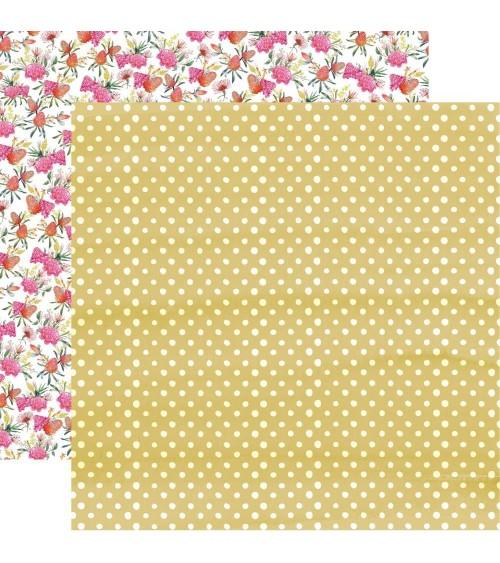 Kaisercraft - Native Breeze - Pink Protea