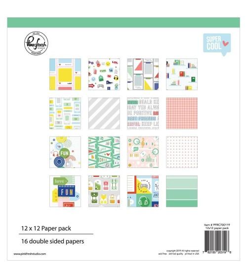 Pinkfresh Studio - Super Cool - Collection Kit
