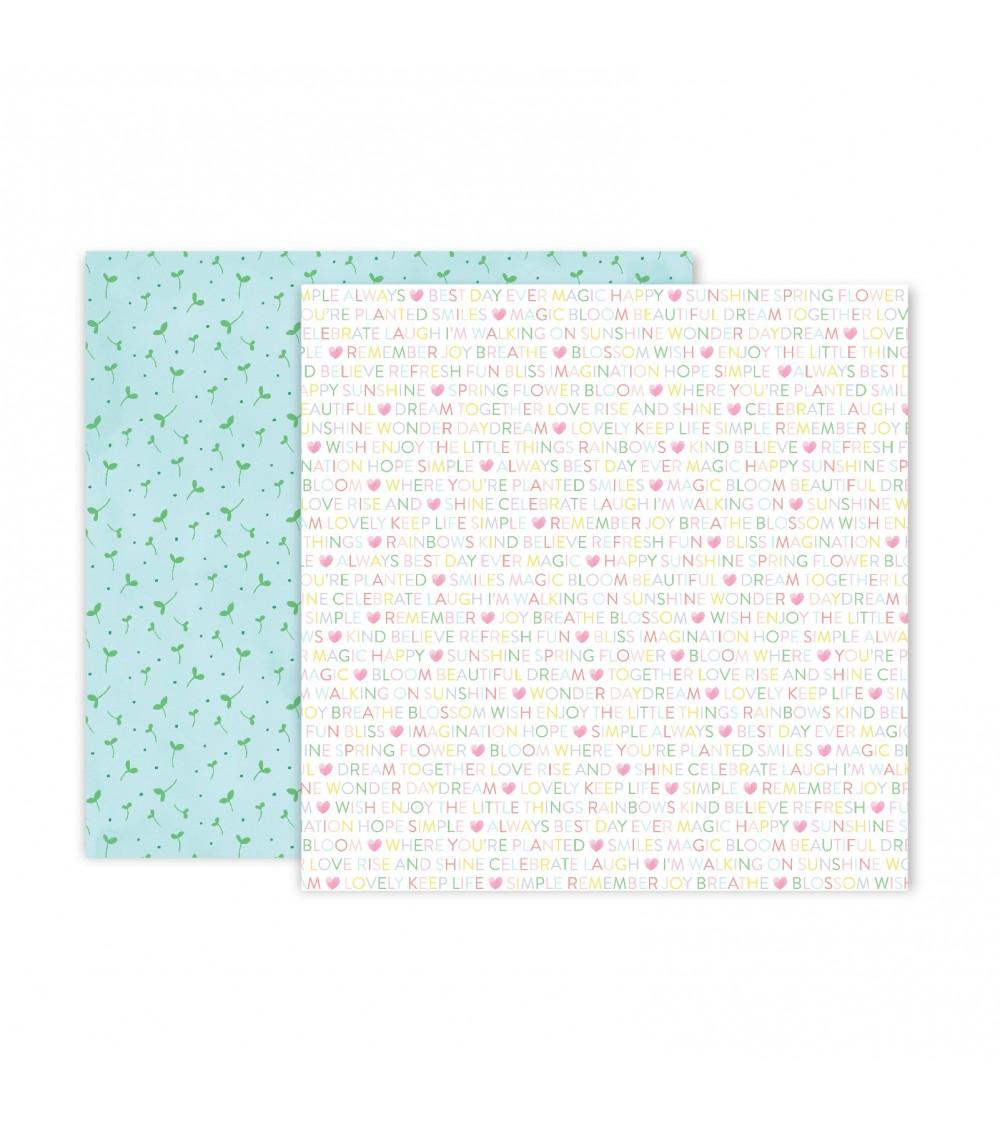 Pink Paislee - Paige Evans Bloom Street - 04 Paper
