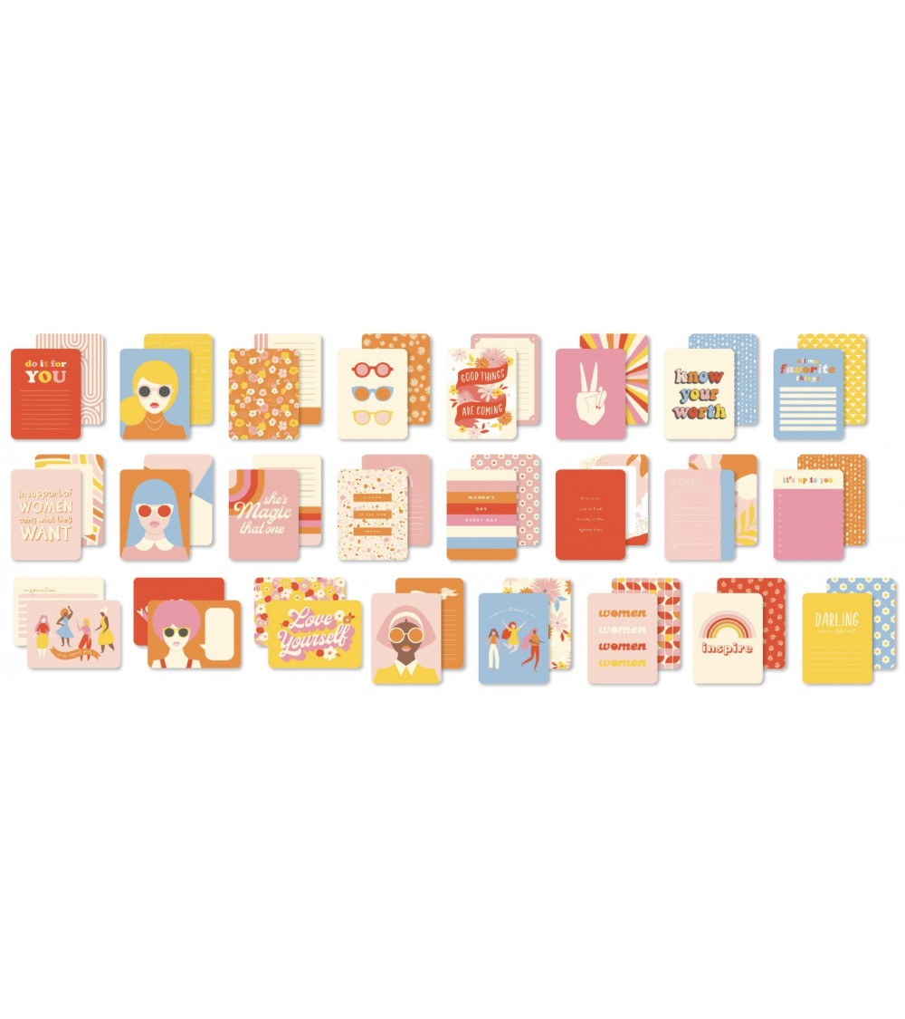MME - One of a Kind - Journal Cards