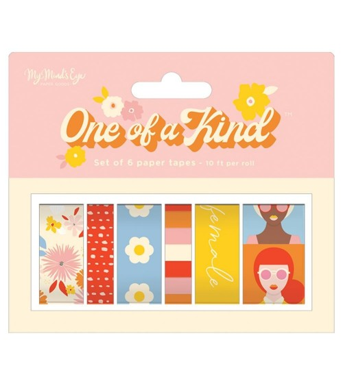 MME - One of a Kind - Washi Tape