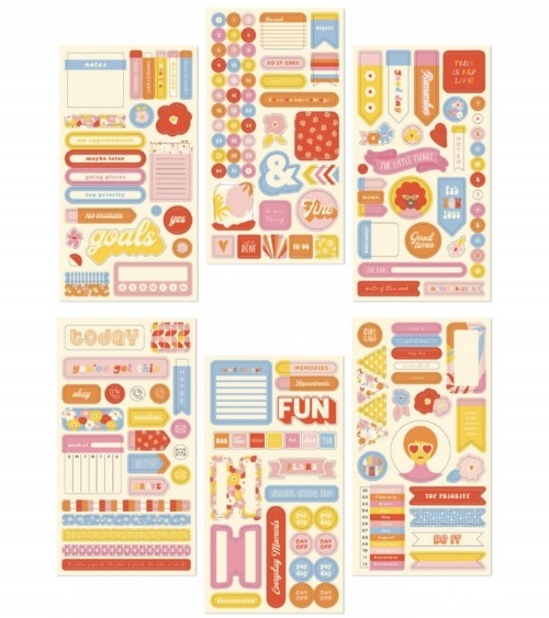 MME - One of a Kind - Planner Sticker Set
