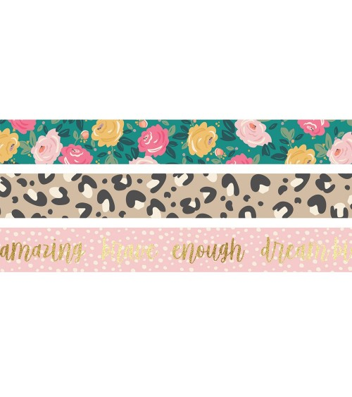 Simple Stories - I Am - Washi Tapes