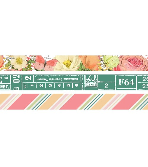 Simple Stories - SV Garden District - Washi Tapes