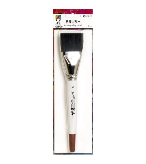 "Ranger - Dina Wakley - 2"" Stiff Bristle Brush"