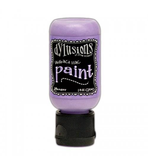 Ranger - Dylusions Paint 1oz./29ml FLASCHE - Laidback Lilac