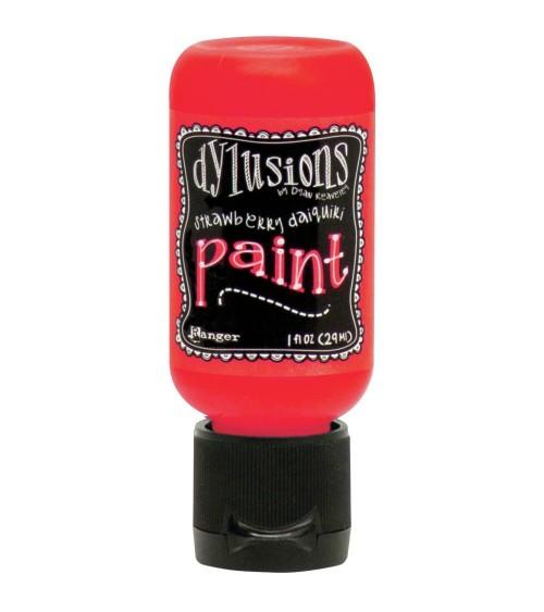 Ranger - Dylusions Paint 1oz./29ml FLASCHE - Strawberry Daiquiri