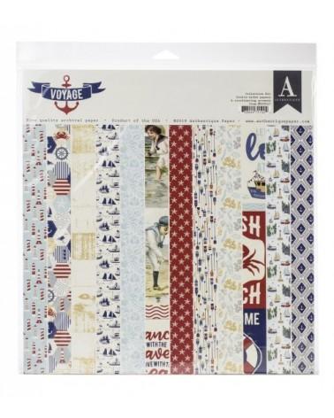 Authentique - Voyage - Collection Kit