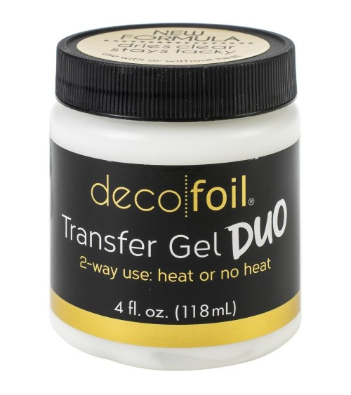Therm-O-Web – iCraft Deco Foil Transfer Gel DUO (4fl oz)