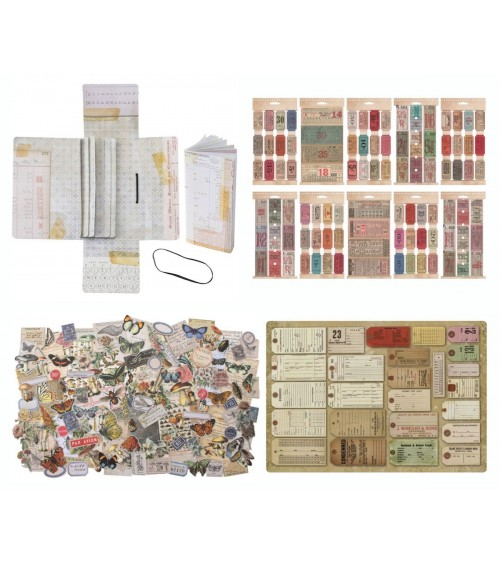 Tim Holtz Travel Journal Sonderkit