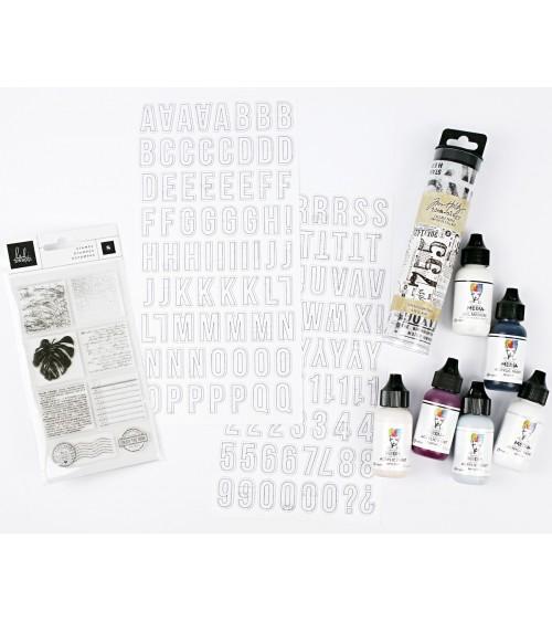 Mixed Media Kit / Add-On - Mai 2020