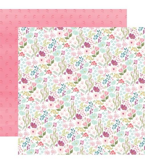 Carta Bella - Flora No. 3 -  Bright Small Floral