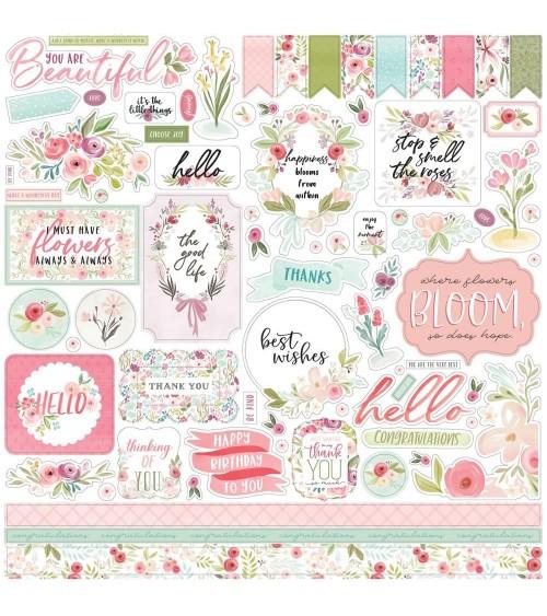 Carta Bella - Flora No. 3 - Element Sticker