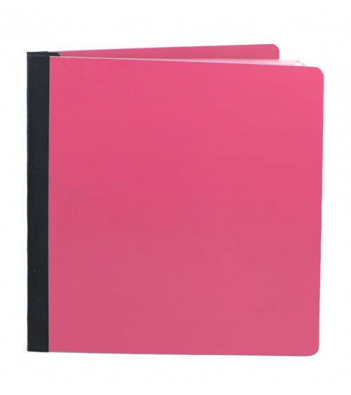 "Simple Stories - SNAP - 6x8"" Flipbook Album - Pink"