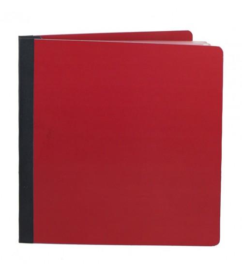 "Simple Stories - SNAP - 6x8"" Flipbook Album - Red"