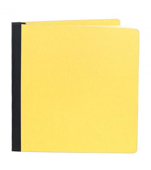 "Simple Stories - SNAP - 6x8"" Flipbook Album - Yellow"