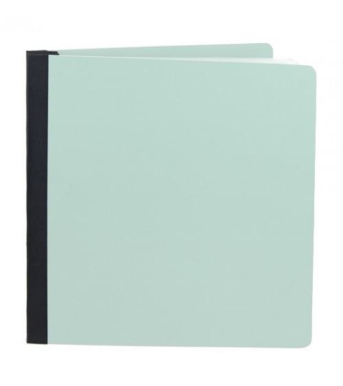 "Simple Stories - SNAP - 6x8"" Flipbook Album - Robin's Egg"