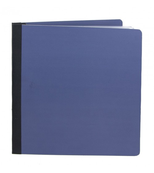 "Simple Stories - SNAP - 6x8"" Flipbook Album - Navy"