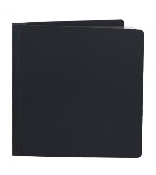 "Simple Stories - SNAP - 6x8"" Flipbook Album - Black"