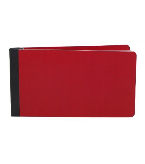 "Simple Stories - SNAP - 4x6"" Flipbook Album - Red"