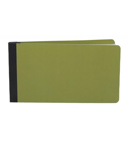"Simple Stories - SNAP - 4x6"" Flipbook Album - Green"