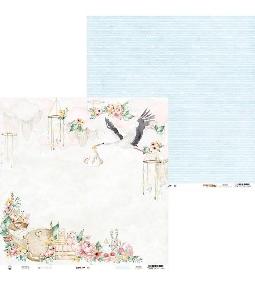 P13 - Baby Joy -  Paper  2
