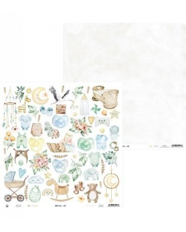 P13 - Baby Joy -  Paper  7b