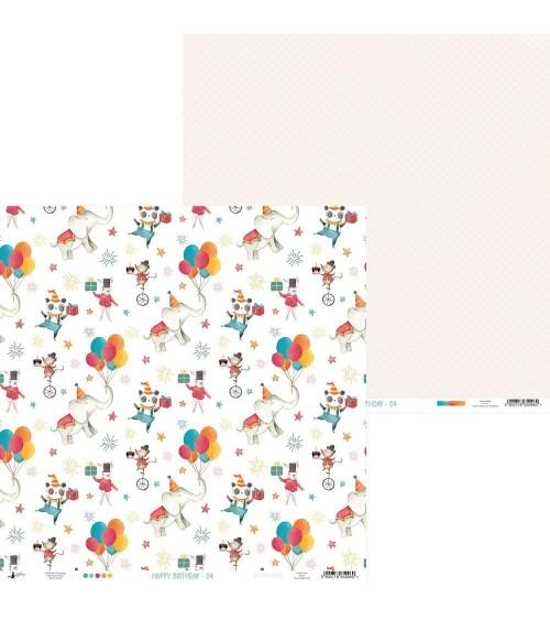 P13 - Happy Birthday -  Paper  4