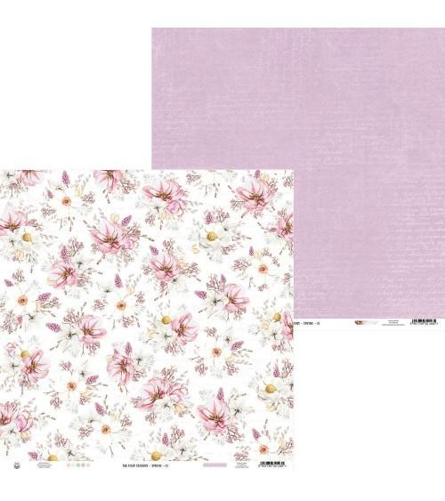 P13 - 4 Seasons Spring -  Paper  3