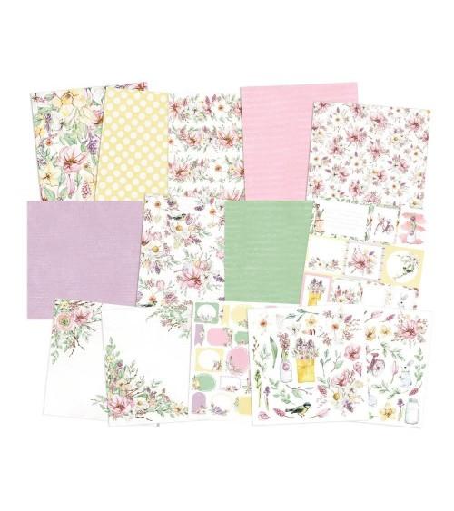 "P13 - 4 Seasons Spring - 6x6"" Paper Pad"