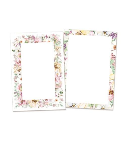 "P13 - 4 Seasons Spring - Card Set 4x6"""