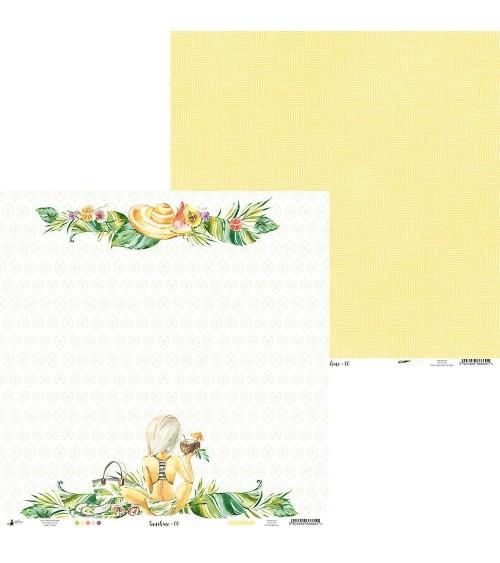 P13 - Sunshine -  Paper  6