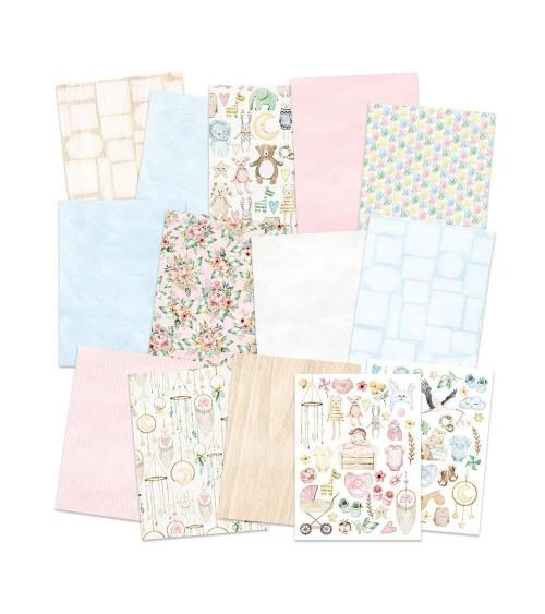 """P13 - Baby Joy - 6x8"""" Paper Pad"""