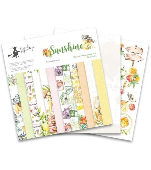 "P13 - Sunshine - 12x12"" Paper Pad"