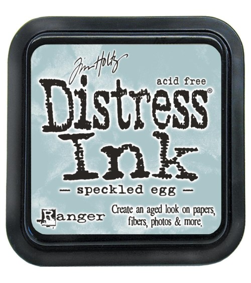 Ranger - Tim Holtz Distress Ink Pad - Speckled Egg