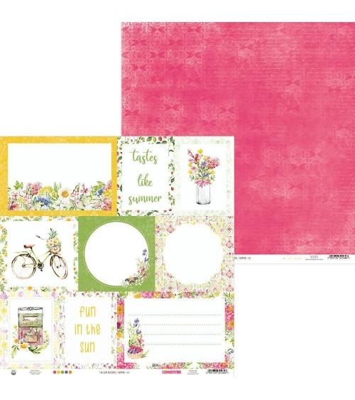 P13 - 4 Seasons Summer -  Paper  5