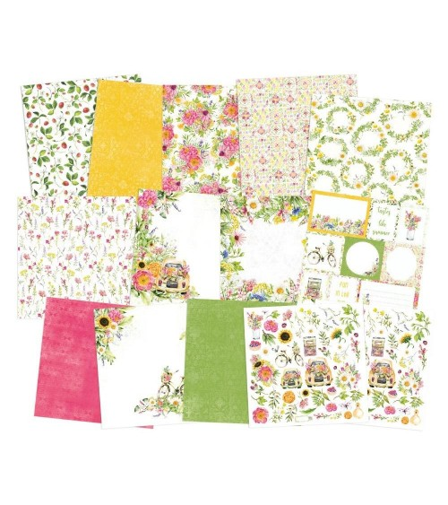 "P13 - 4 Seasons Summer - 12x12"" Paper Pad"