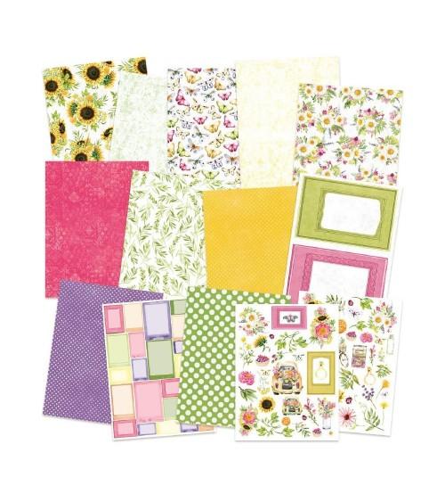 "P13 - 4 Seasons Summer - 6x8"" Paper Pad"