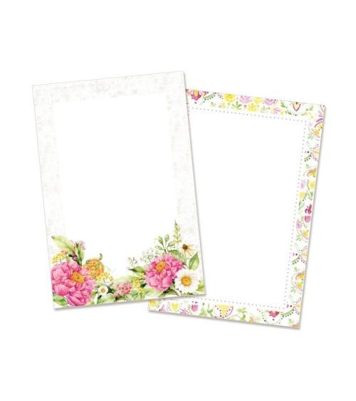 "P13 - 4 Seasons Summer - Card Set 4x6"""
