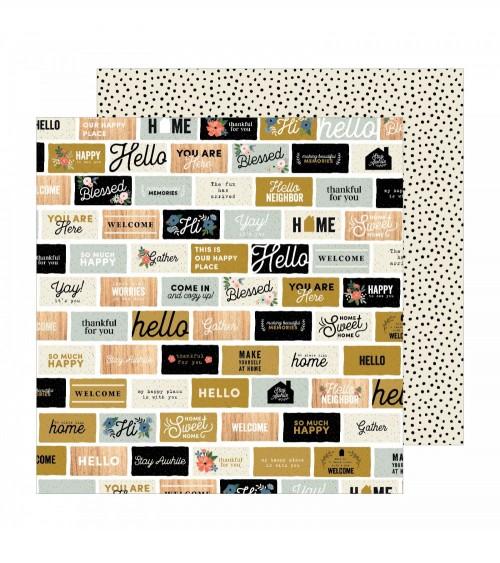 Pebbles - Jen Hadfield The Avenue -  Welcome Home
