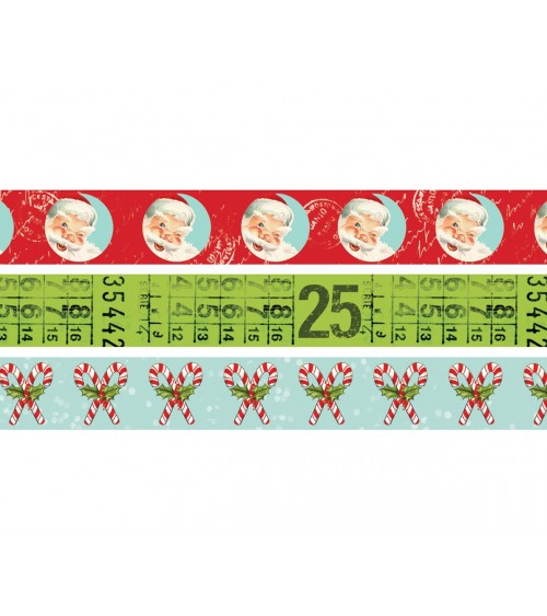 Simple Stories - Simple Vintage North Pole - Washi Tapes